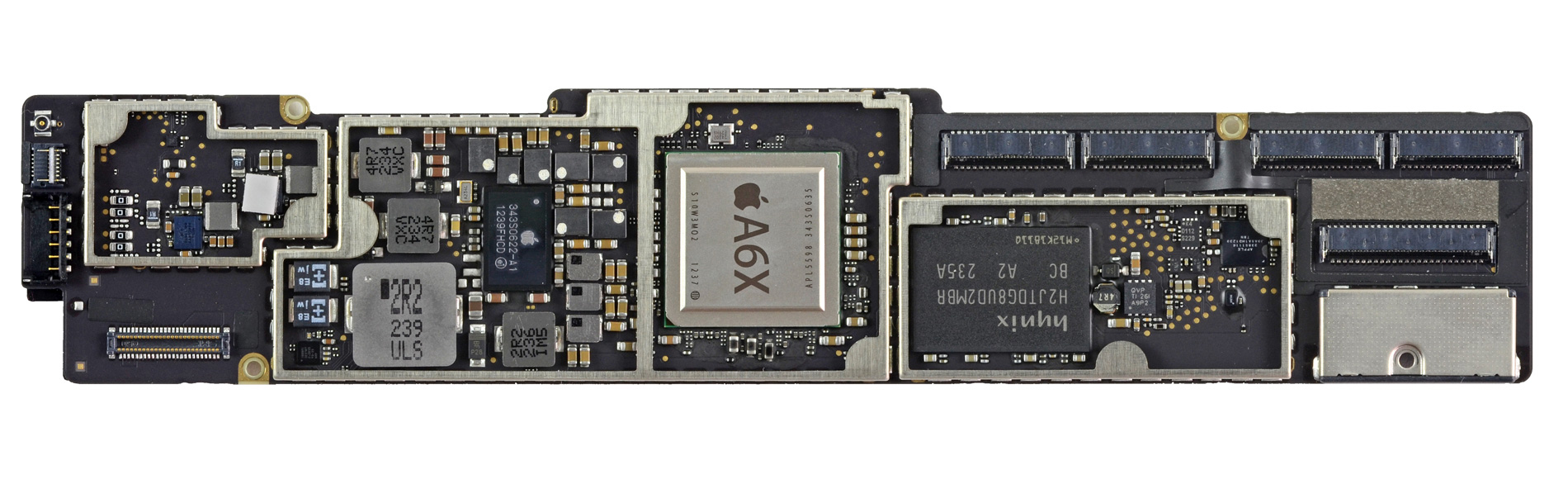 Ipad Motherboard Repairs And Soldering In Nyc Ensil Electronic Circuit Board Repair Electronics